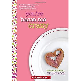 Tu sei pancetta Me pazzo: un romanzo di desiderio