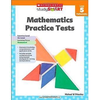 Scholastieke studie slimme wiskunde praktijk Tests niveau 5