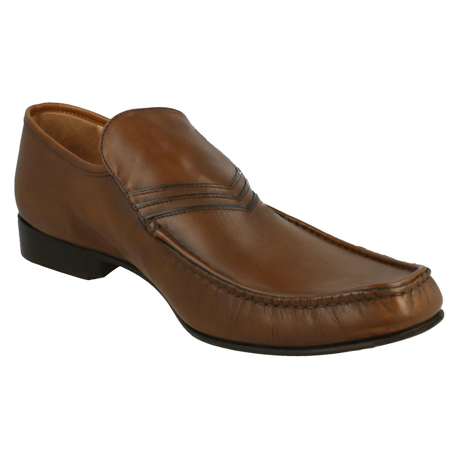Mens Feathermaster By Grenson Moccasin Shoes Idaho