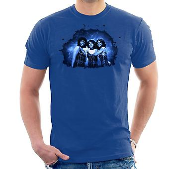 TV volte t-shirt uomo tre gradi Pop Group