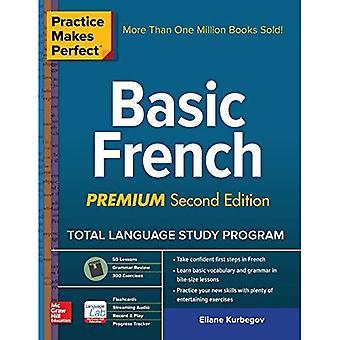 Oefening baart kunst: Basic Frans, Premium (NTC vreemde taal)