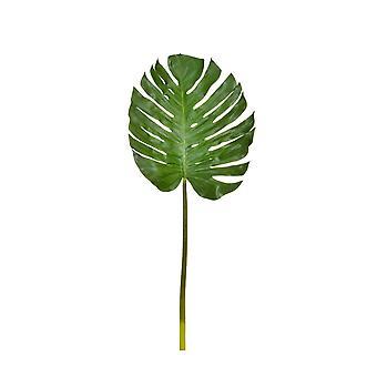 Artificial Silk Monsteria Leaf Large
