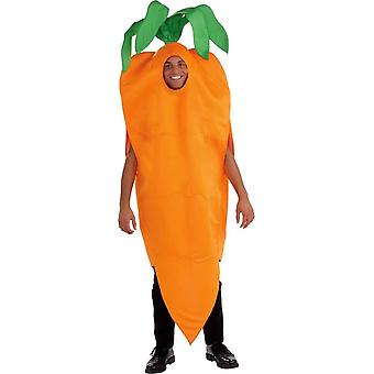 Big Carrot Adult Costume