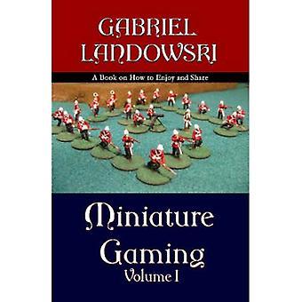 Miniatyyri pelaamista Vol. Musta valkoinen versio Landowsky & Gabriel