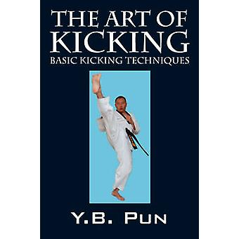 The Art of Kicking  Basic Kicking Techniques by Y B Pun