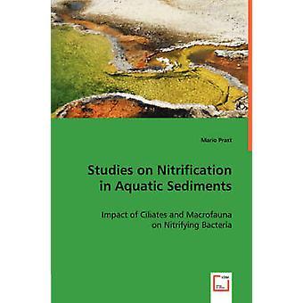 Undersøgelser på nitrifikation i akvatiske sedimenter ved Prast & Mario