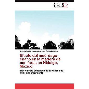 Efecto del Muerdago Enano sv La Madera de Coniferas sv Hidalgo Mexico av Goche & Rodolfo