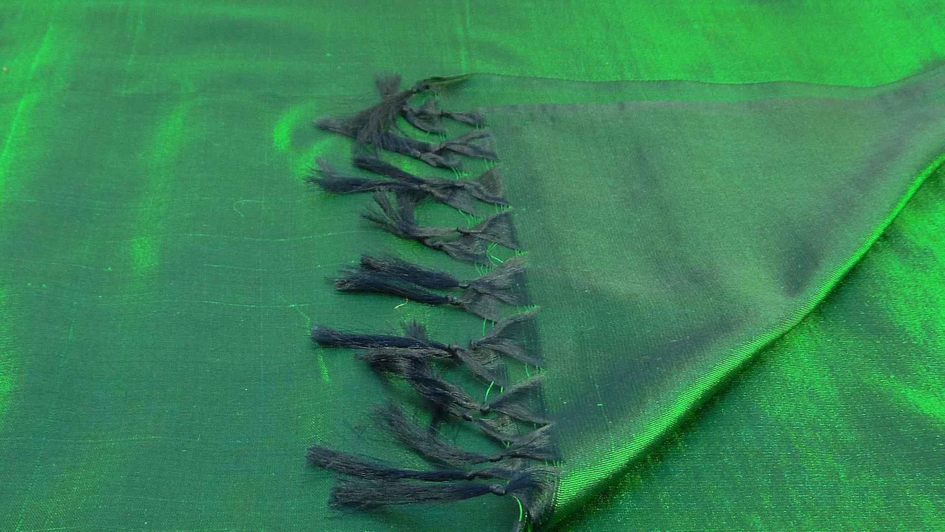 Varanasi Silk Long Scarf Heritage Range JWALI 2 by Pashmina & Silk