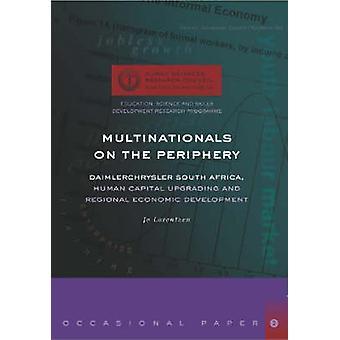 Multinationella företag i periferin av Jo Lorentzen-9780796921314 bok