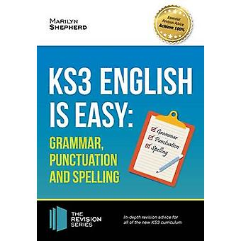 KS3 - English is Easy - Grammar - Punctuation and Spelling. Complete G