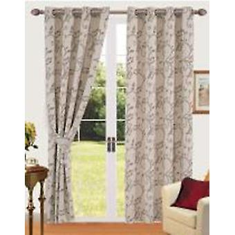 Comfort Collection Eyelet Curtain - Olivia