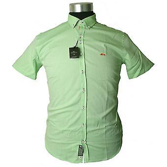 DARIO BELTRAN Dario Beltran Short Sleeve Casual Fashion Shirt