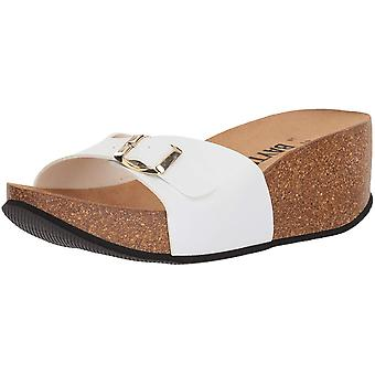 Bayton Womens Luna Open Toe Casual Platform Sandals