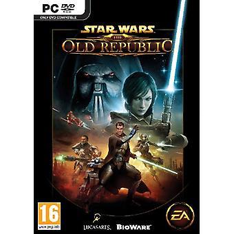 Star Wars de oude Republiek (PC DVD)-nieuw
