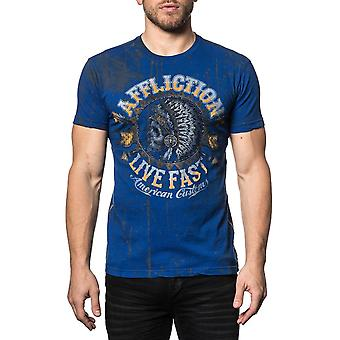 Aandoening AC Stampede korte mouwen T-Shirt
