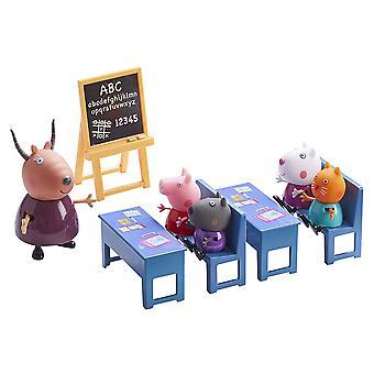 Sala de aula Peppa Pig