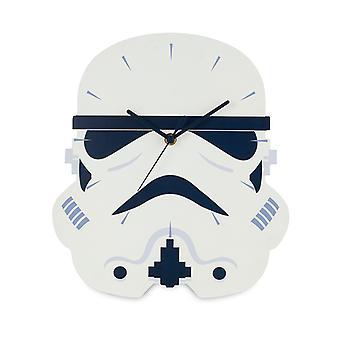 Star Wars Stormtrooper geformte Wanduhr
