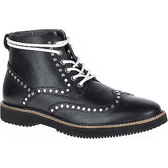 Bernard 90 Chukka Lace Up Leather Boots