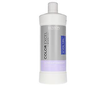 Revlon Color Excel Ultra Soft Energizer 6 Vol 1,8 % 900 Ml Unisex
