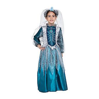 Bristol novota/dívky kostlivec kostým královna