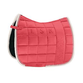 Eskadron Classic Sports Big Square Glossy Saddlecloth - Fusion Coral