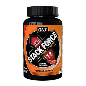 QNT Stack Force Capsules Metabolic Stimulator Thermogenic Fat Burner - 100 Caps