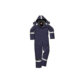 Portwest fr anti-statische winter coverall fr53