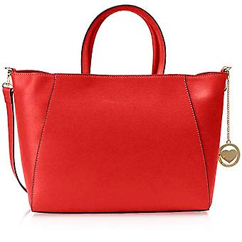 Sacs Chicca Cbc3302tar Red Women's Shoulder Bag 15x29x42 cm (W x H x L)