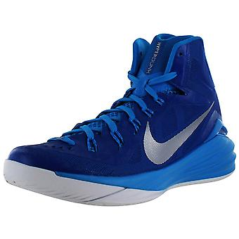 Nike Mens Zoom Hyperquickness Fabric Hight Top Lace Up Basketball Shoes