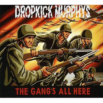 Dropkick Murphys - Gang's All Here [CD] USA import