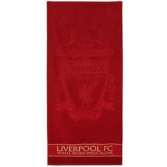 Liverpool preget Jacquard Håndkle