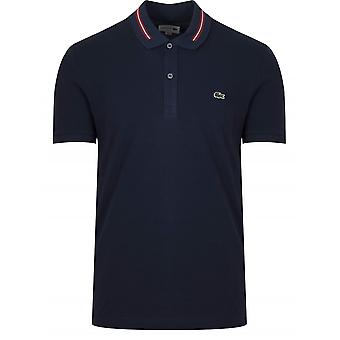 Camisa Lacoste Navy Polo