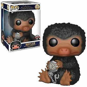 """Fantastic Beasts 2 Crimes of Grindelwald Niffler US 10"""" Pop"""