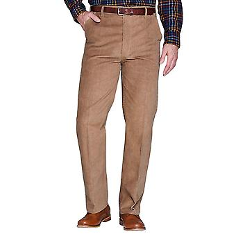 Pegasus Mens Jeans Stretch Cord With Side Stretch