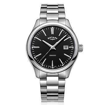 Rotary GB05092-04 Hombres's Reloj de pulsera de cuarzo Oxford