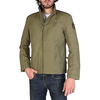 Napapijri - Vêtements - Vestes - SHELTER-N0YIJFGD6 - Hommes - darkseagreen - XL