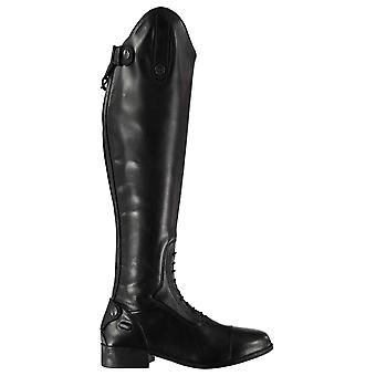 Dublin Womens Galtymore Field Boots Long Riding Leather Upper Shock Absorbing