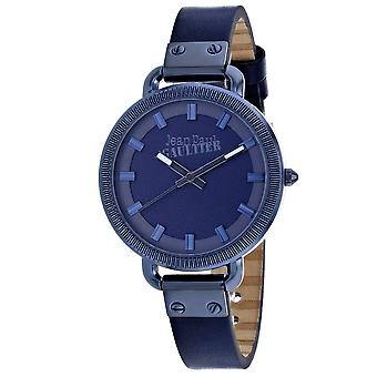 Jean Paul Gaultier Women's Index Blue Dial Watch - 8504313