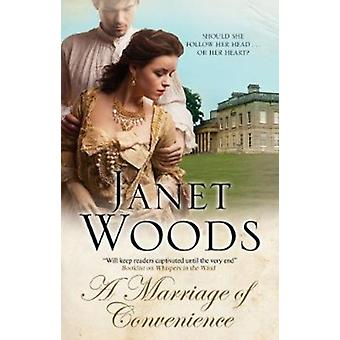 Marriage of Convenience by Janet Woods