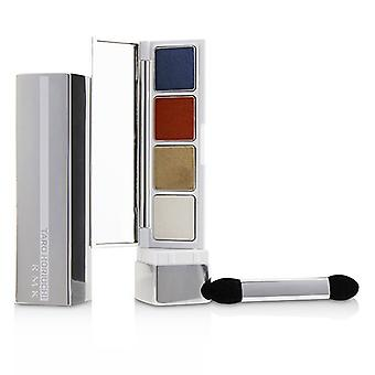 RMK Fffuture eyeshadow paletta-# re Velvet White-2.8 g/0.09 oz