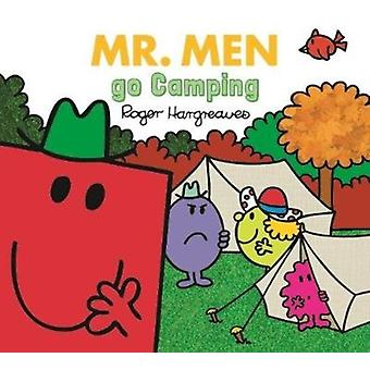 Mr. Men Go Camping by ROGER HARGREAVES