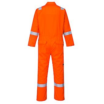 Portwest-Araflame Hi-Vis Safety työvaatteet Platinum Coverall boilersuit