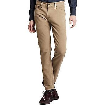 Levi's 511 Warp Stretch Slim Fit Mens Cords  Lead Grey  045113858