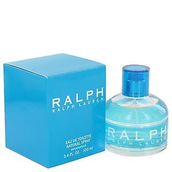 Ralph eau de toilette spray door ralph lauren 400917 100 ml