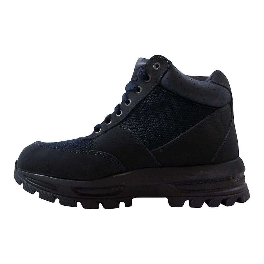 Nike Gå Bort Mørk Obsidian/flint Grey 375509-401 Grade-school
