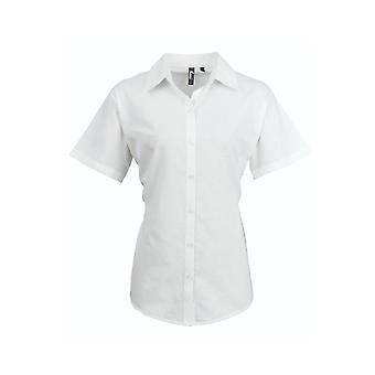Premier signature oxford short sleeve shirt pr336