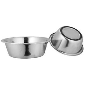 Арппе корыта нержавеющей кольцо ANTD. 4750 л (собак, миски, кормушки & газированной водой)