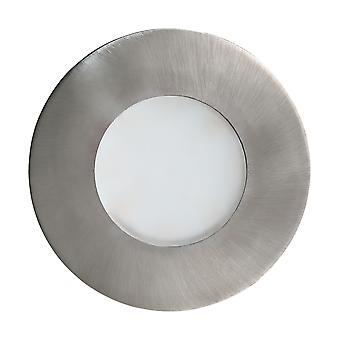Eglo Margo - 1 Light Outdoor Recessed Spot Light Stainless Steel IP44 - EG94092