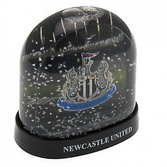 Newcastle United Snow Dome