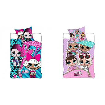 LOL Surprise Childrens/Kids Single Panel Duvet Set